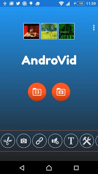 AndroVid – Video Editor v2.7.0 .apk File