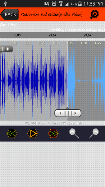 Audio Video Editor v1.1.9 .apk File