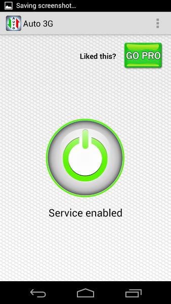 Auto 3G Battery Saver v1.6.3 .apk File