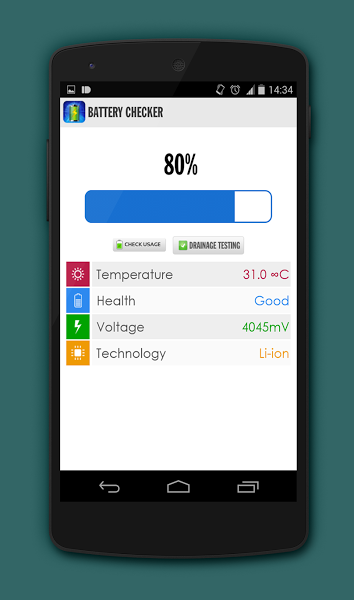 Battery Saver Doctor v1.2  .apk File