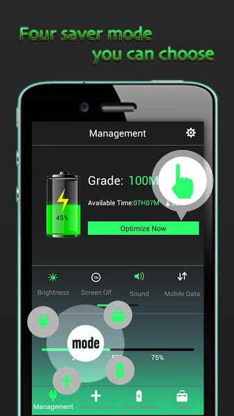 Battery Saver Master v1.0  .apk File
