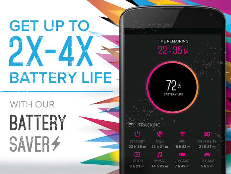 Battery Saver – Power Doctor v2.1.9  .apk File