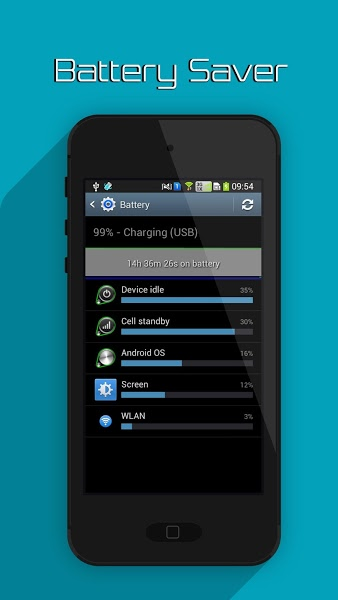 Battery Saver v3.0  .apk File