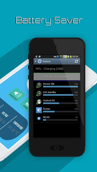 Battery Saver v3.0  .apk File