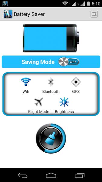 Battery Saver & Speed Booster v1.1  .apk File