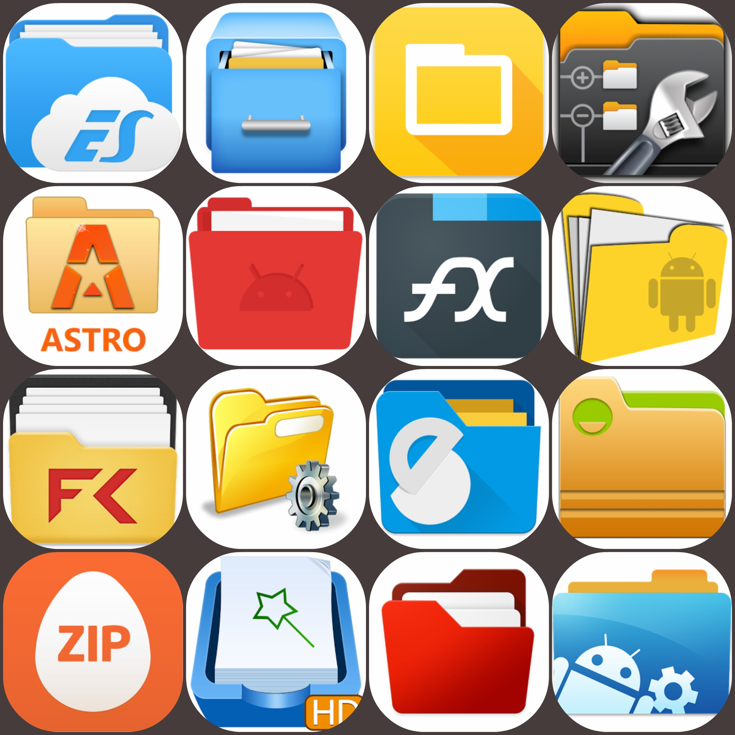 Feature Image for Top 25+ Best File Manager Android Apps