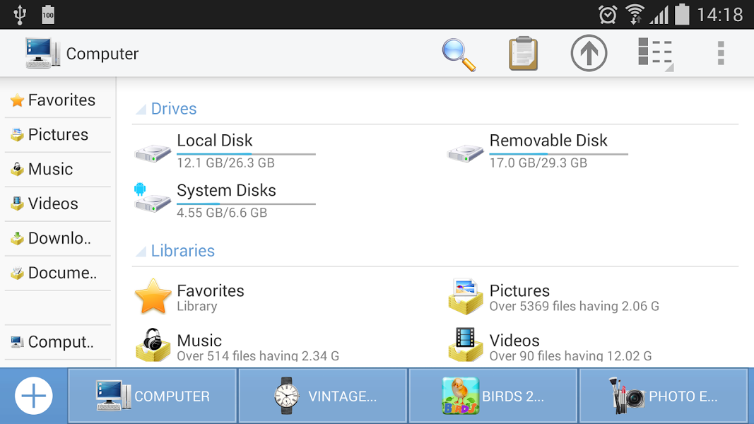 Computer File Explorer v1.2.65 .apk File