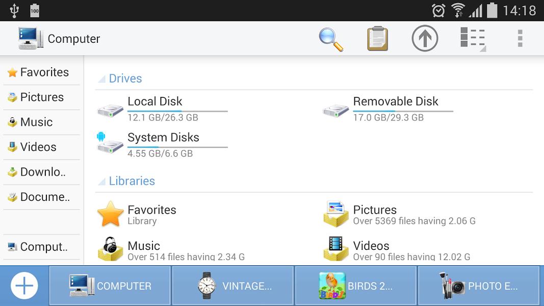 Computer File Explorer v1.2.65 .apk File
