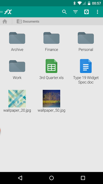 File Explorer v4.0.6.0  .apk File