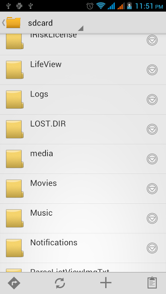 File Manager v2.7 .apk File