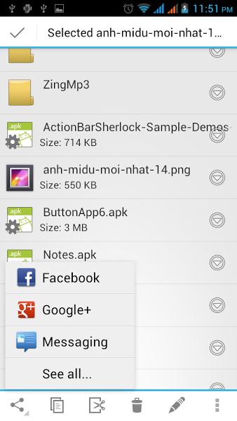 File Manager v2.7 .apk File
