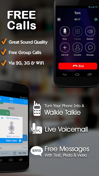 Free Phone Calls, Free Texting v2.5.11  .apk File