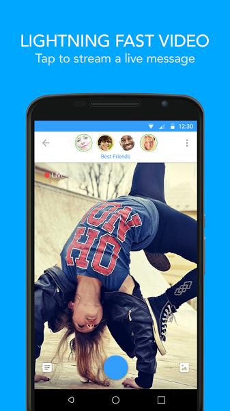 Glide – Video Chat Messenger v2.03.224 .apk File
