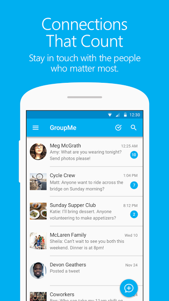 GroupMe v5.4.2 .apk File