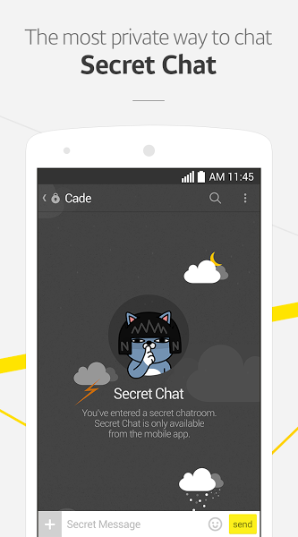 KakaoTalk: Free Calls & Text v6.0.1 .apk File