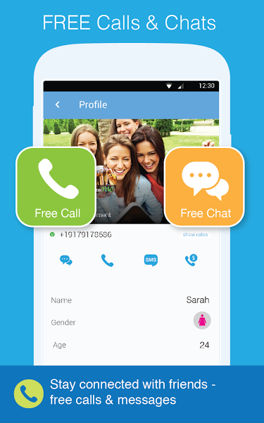 Maaii: Free Calls & Messages v2.5.0  .apk File