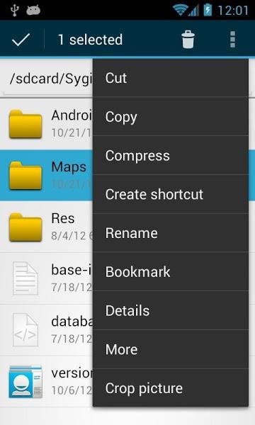 OI File Manager v2.0.5  .apk File