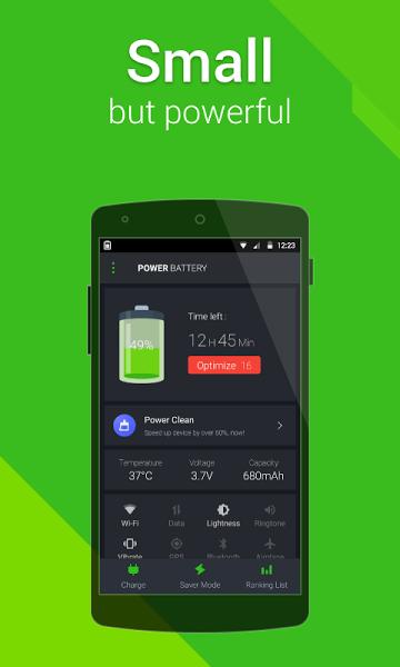 Power Battery – Battery Saver v1.2.9 .apk File