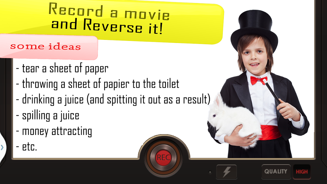 Reverse Movie FX – magic video v1.3.4 .apk File