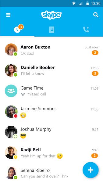 Skype – free IM & video calls v 5.11.0.15471 .apk File