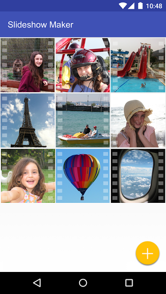 Slideshow Maker v 6.8 .apk File