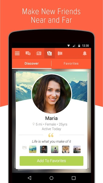 Tango: Free Video Calls & Text v3.20.183622 .apk File