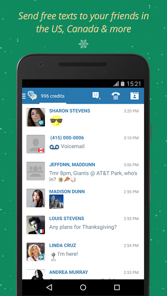Text Me – Free Texting & Calls v2.8.8 .apk File