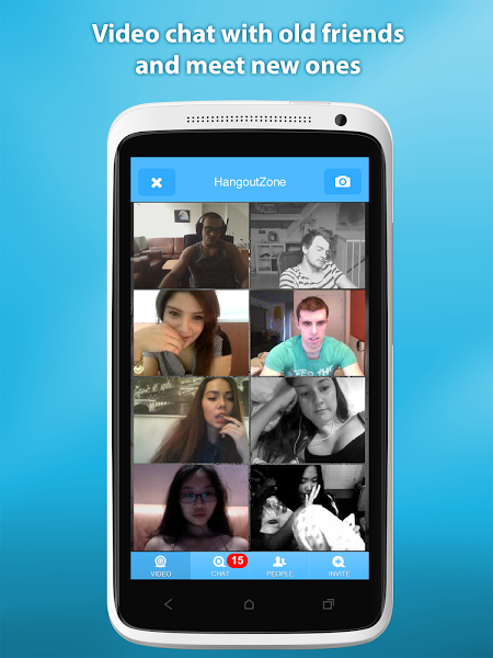Tinychat – Group Video Chat v5.8.2  .apk File
