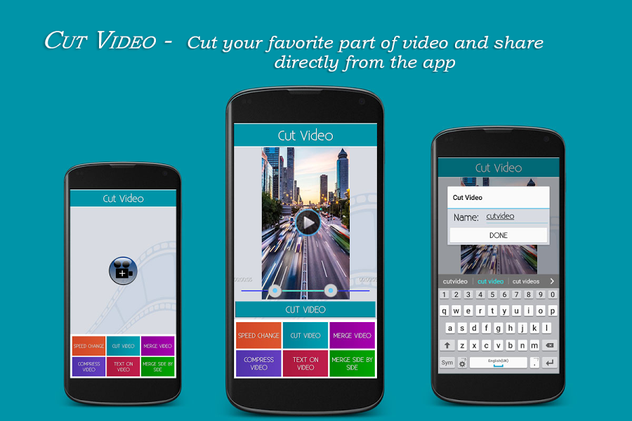 Ultimate Video Editor v1.0 .apk File
