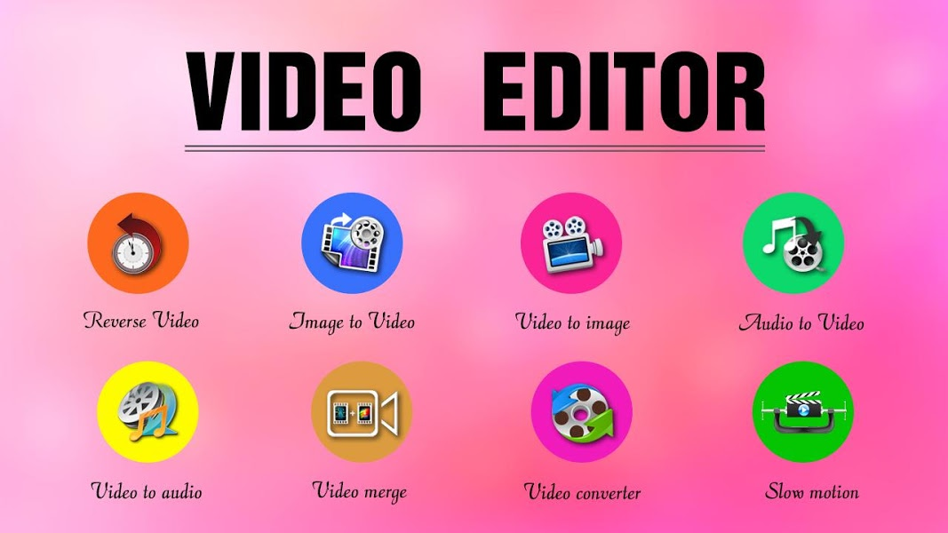 VibeVideo: Video Editor v1.0 .apk File