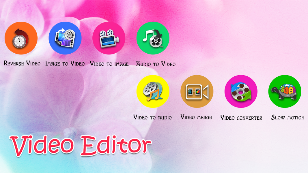 Video Editor Master v1.1 .apk File