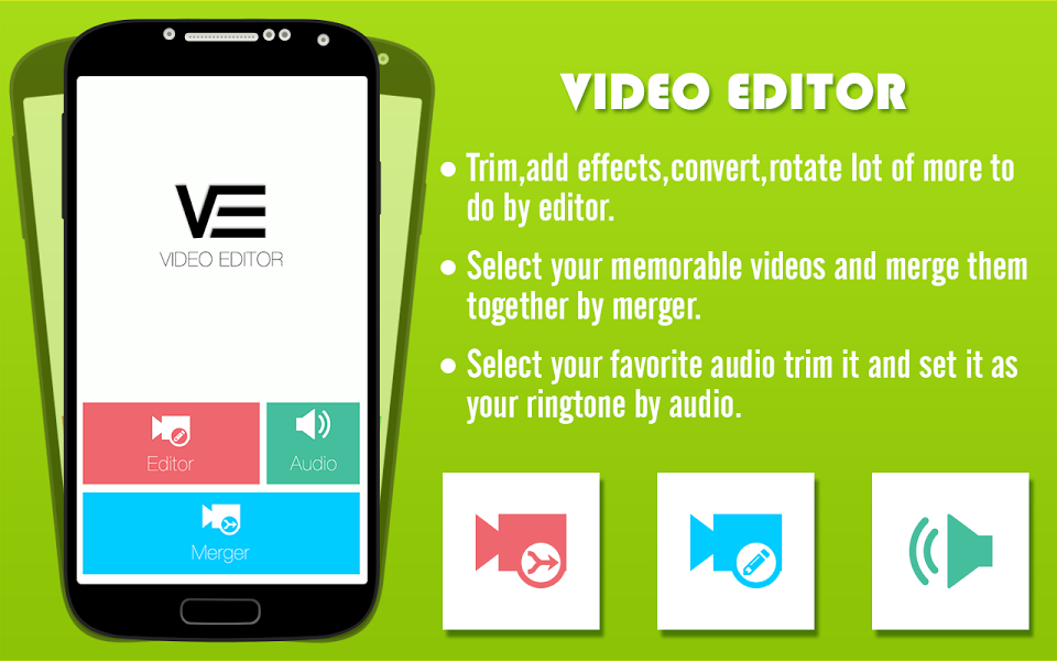 Video Editor v1.8  .apk File