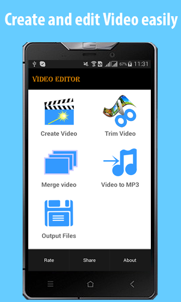 Video Editor v1.3 .apk File