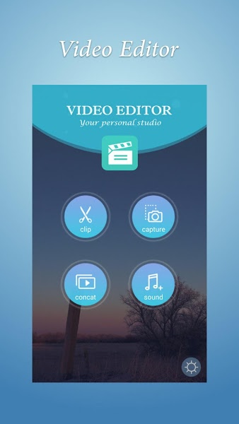 Video Editor – Video Trimmer v1.1 .apk File