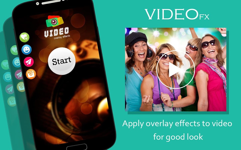 Video Effects v1.0 .apk File