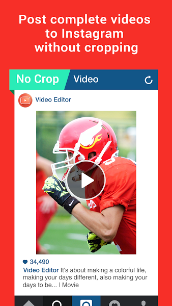 Video editor for instagram v1.1.4 .apk File