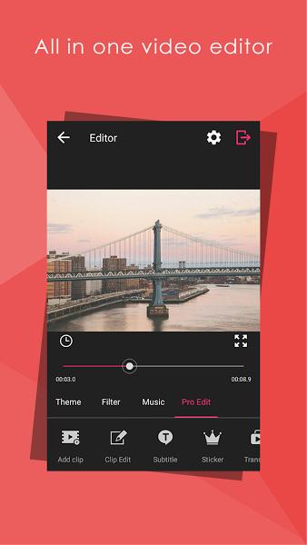 VideoShow: Video Editor &Maker v5.0.5 .apk File
