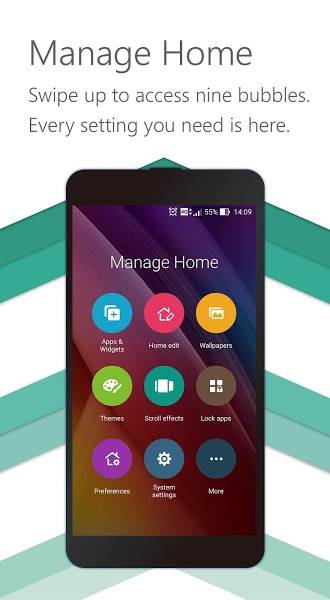 ZenUI Launcher – Fast & Smart v2.0.1.13_151216 .apk File