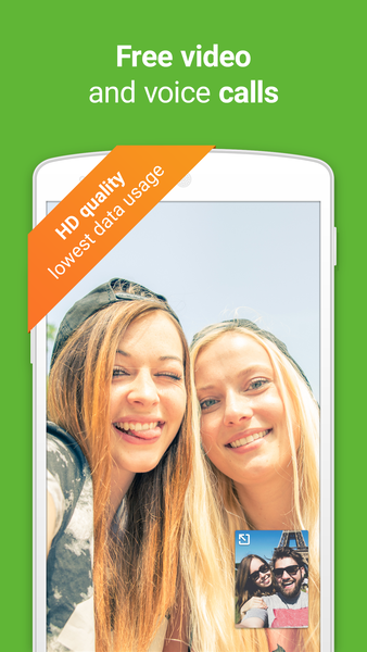 icq video call & chat v6.3 .apk File