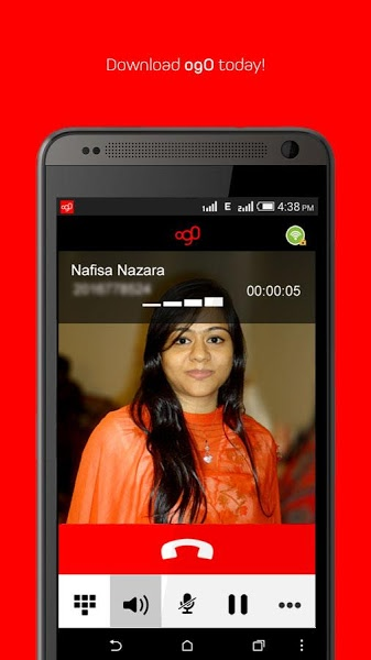 ogO – Free Call & Free Chat v1.0.6  .apk File