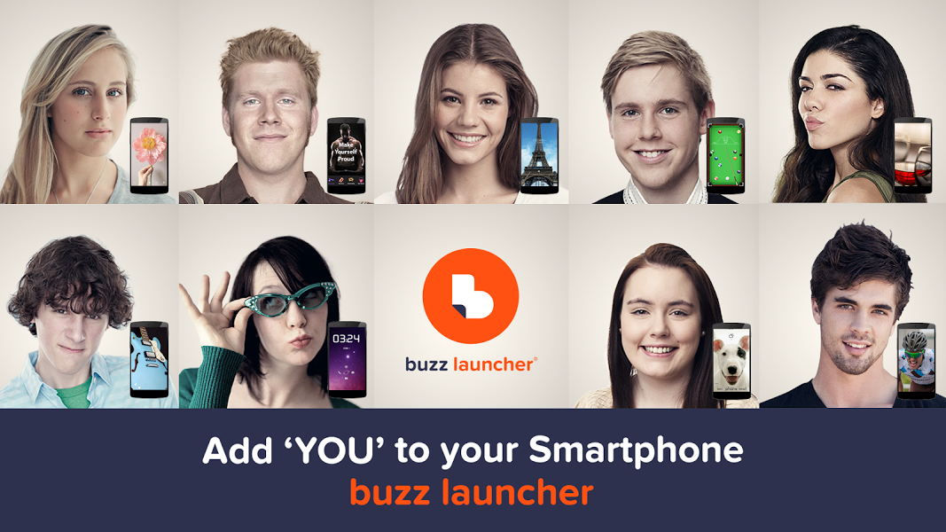 Buzz Launcher-Smart&Free Theme v1.9.0.10 .apk File