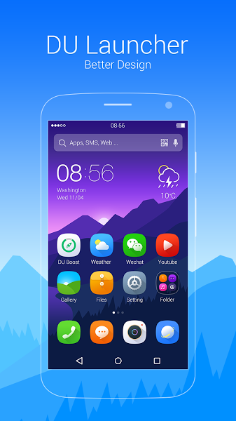 DU Launcher – Boost Your Phone v1.7.1.5 .apk File