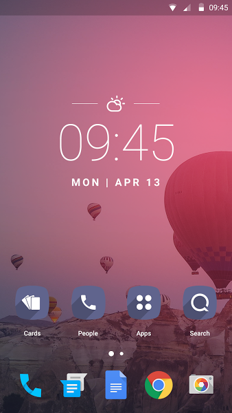 Launch by Quixey Launcher v2.1.1 .apk File