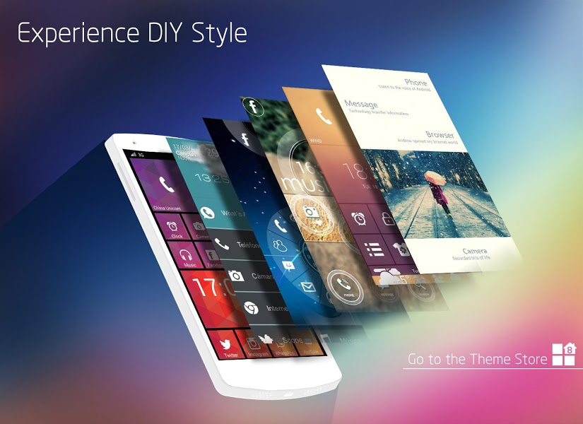 Launcher 8 WP style v3.2.0 .apk File