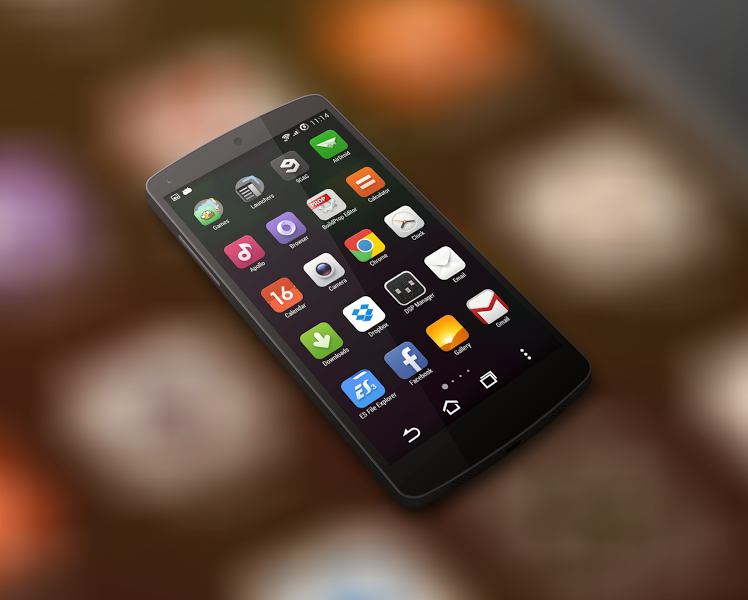 MIUI 5 – ICON PACK v5.0.6 .apk File