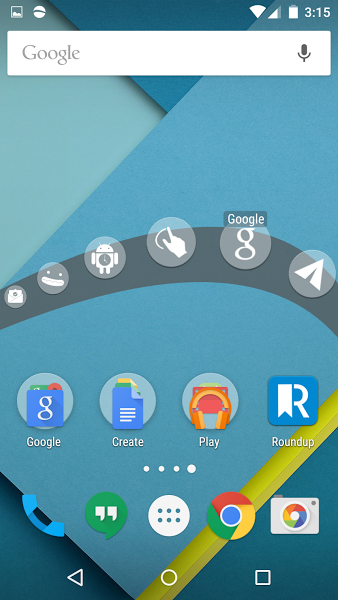 Wave Launcher vv2.2.1 .apk File