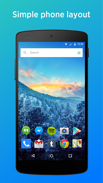 Yahoo Aviate Launcher vv3.1.3 .apk File