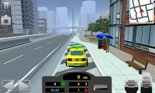 City Taxi Simulator 2015 v1.0 .apk File