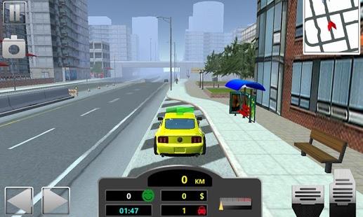City Taxi Simulator 2015 v1.0 .apk File