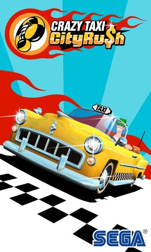 Crazy Taxi™ City Rush v1.6.3 .apk File